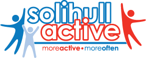 Solihull Active logo