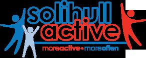 Solihull Active logo